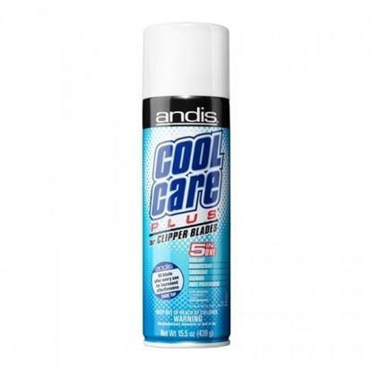 """Изображение Жидкость охлаждающая """"Andis"""", Cool Care Plus, 5-в-1, охлаждающая, 439г"""
