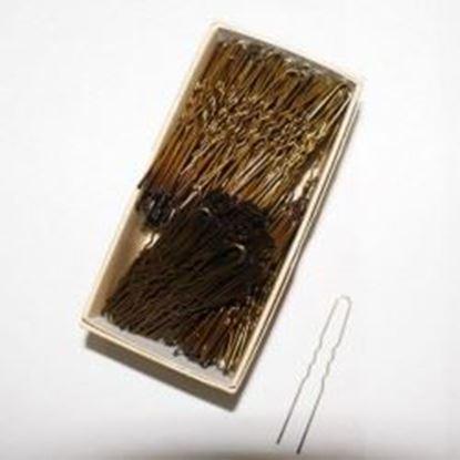 """Изображение Шпильки """"DAMA"""" (70мм., 250гр., бронзовые)"""