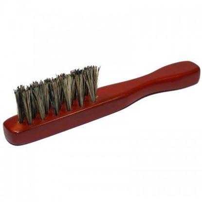 Изображение Щетка  для бороды и усов, 3-х рядная