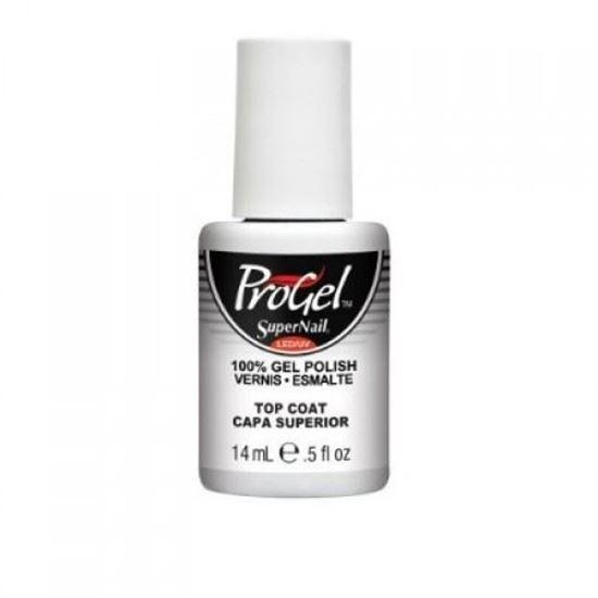"Изображение ProGel TOP COAT, ""Super Nail"", 14ml."