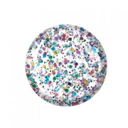 "Изображение Гель-лак ProGel CONFETTI CAKE, ""Super Nail"", 14ml."