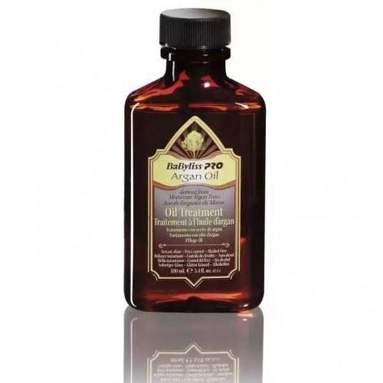 """Изображение Аргановое масло для волос """"BaByliss"""", 100мл"""