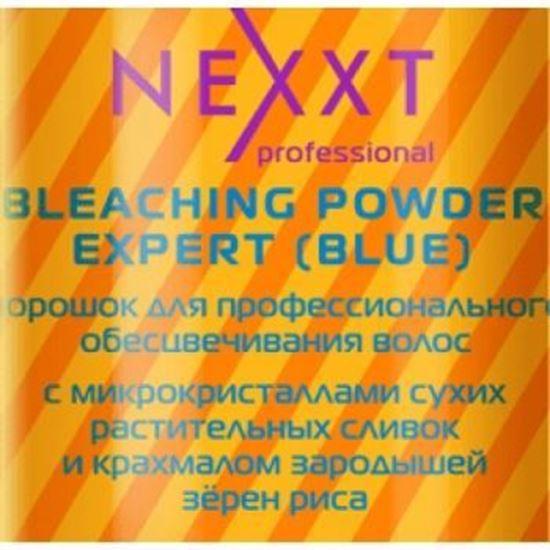 Изображение  Осветляющий порошок в пакете, Bleaching Powder Expert, голубой, 500 гр.