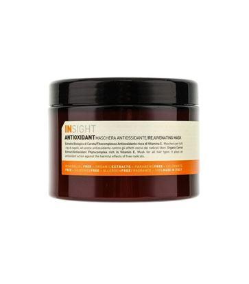 Изображение REJUVENATING MASK- Маска антиоксидант для перегруженных волос, 500 ml