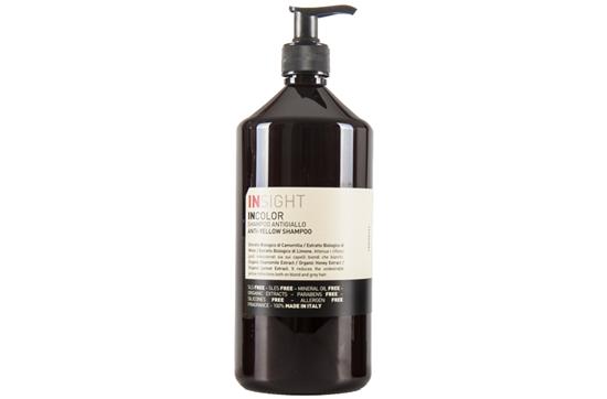 Изображение ANTI-YELLOV SHAMPOO - Шампунь для нейтрализации жёлтого оттенка волос, 900 ml