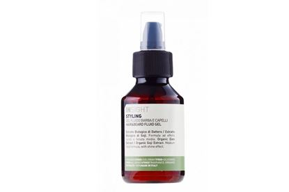 Изображение HAIR & BEARD FLUID GEL - Гель-флюид для волос и бороды, 100  ml
