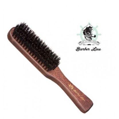 Изображение Barber Line (щетка, натуральная щетина, OCEANO, широкая)