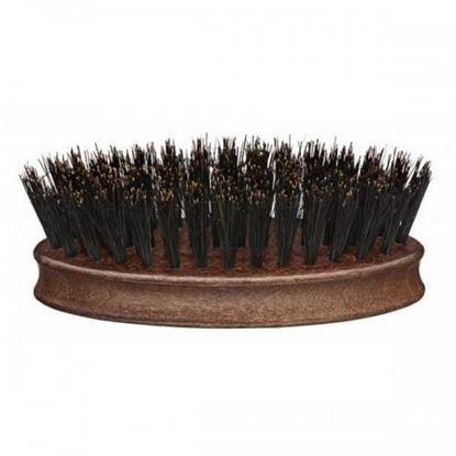 Изображение Barber Line (щетка, натуральная щетина, TALASA, овальная)