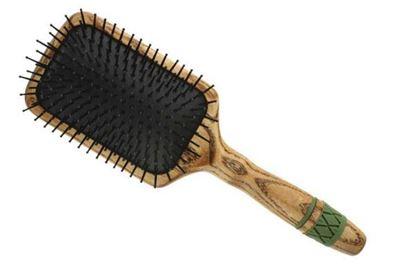 Изображение Щётка массажная Hairway Flexion 11-рядная, прямоугольная, широкая