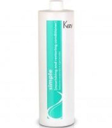 Изображение Kezy Simple - Бальзам питательный восстанавливающий для поврежденных волос, 1000 мл