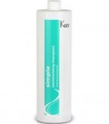 Изображение Kezy Simple - Шампунь увлажняющий для всех типов волос, 1000 мл