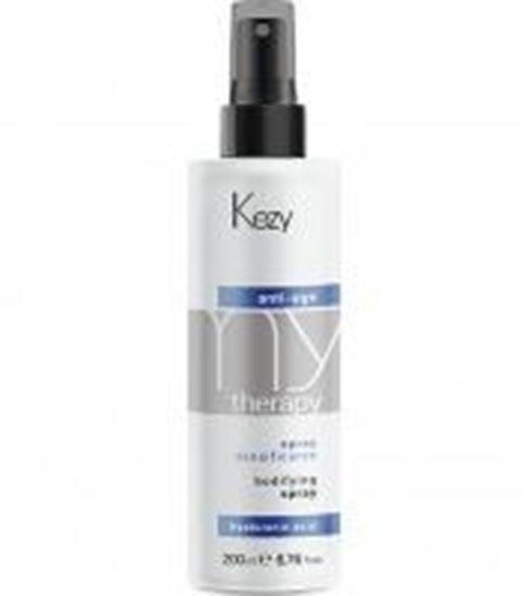 Изображение Kezy MyTherapy Anti-Age Hyaluronic Acid Bodifying Spray - Спрей для придания густоты истонченным волосам c гиалуроновой кислотой, 200 мл