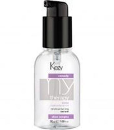 Изображение Kezy MyTherapy Remedy Keratin Restructuring Serum - Сыворотка реструктурирующая с кератином, 50 мл