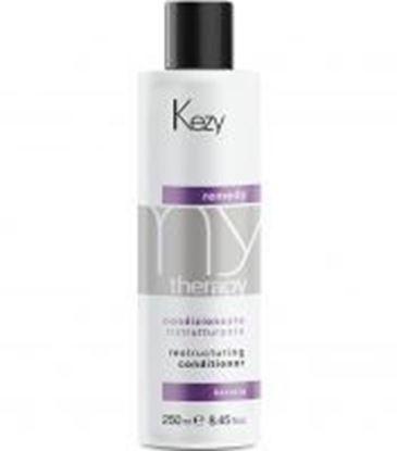 Изображение Kezy MyTherapy Remedy Keratin Restructuring Conditioner - Кондиционер реструктурирующий с кератином, 250 мл