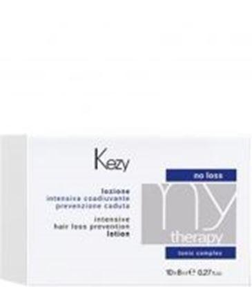 Изображение Kezy MyTherapy No Loss Hair-Loss Prevention Lotion - Интенсивный лосьон для профилактики выпадения волос, 10*8 мл