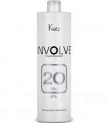 Изображение Kezy Involve Cream Developer 6% - Окисляющая эмульсия 6%, 100 мл