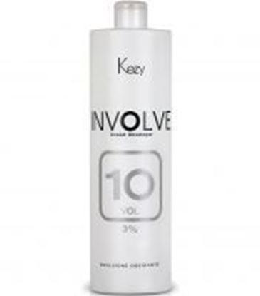 Изображение Kezy Окисляющая эмульсия Involve Cream Developer 3%, 1000 мл