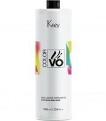 Изображение Kezy Color Vivo Oxidizing Emulsion 40 vol - Эмульсия окисляющая 12%, 1000 мл