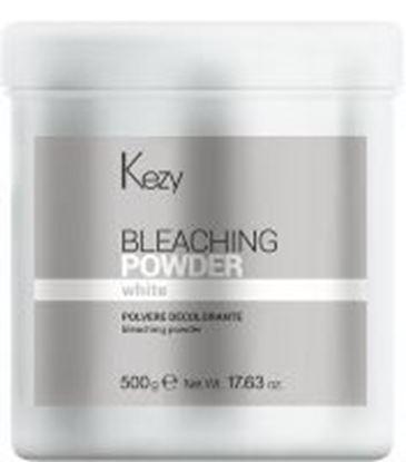 Изображение Kezy Color Vivo Blond Bleaching Powder White - Порошок обесцвечивающий белый, 500 г