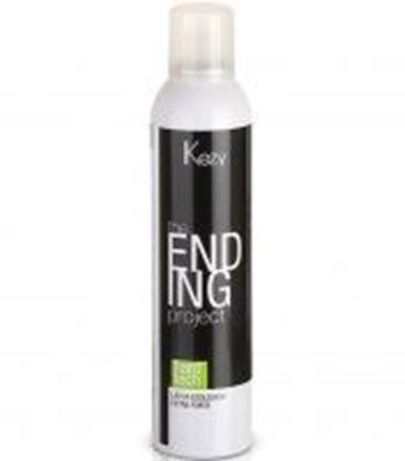 Изображение Kezy The Ending Project Hard Tech - Экологический лак эстрасильной фиксации, 300 мл