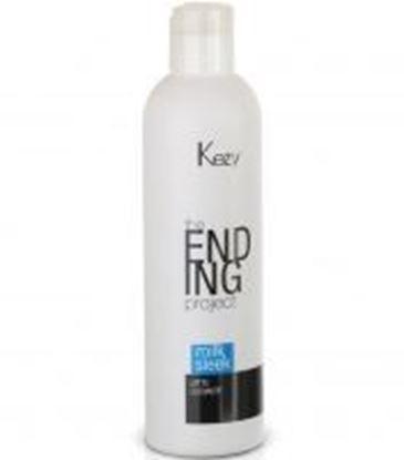 Изображение Kezy The Ending Project Milk Sleek - Молочко для разглаживания непослушных и вьющихся волос, 250 мл