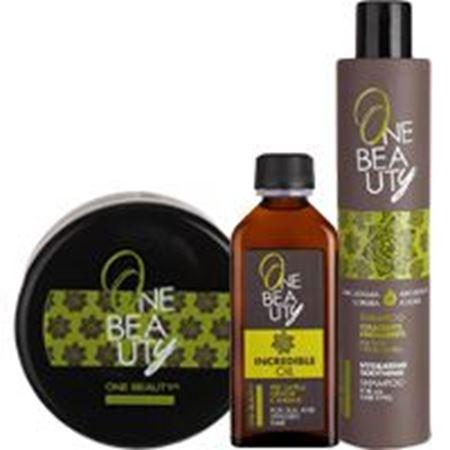 Изображение для категории One Beauty - Уход за волосами и кожей головы с блендом 4-х масел