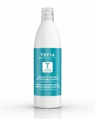 Изображение Шампунь для поврежденных и химически обработанных волос (Shampoo for damaged and chemically treated hair), 1000 мл.