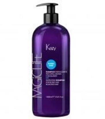 Изображение Kezy Magic Life Шампунь укрепляющий для светлых и обесцвеченных волос, 1000 мл