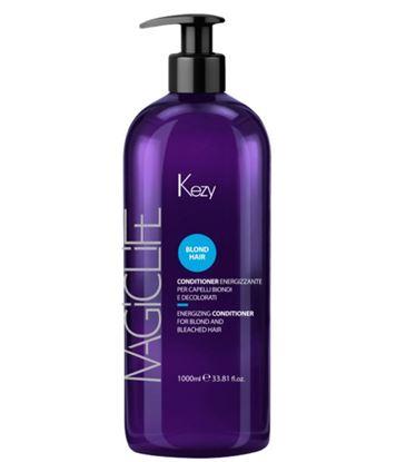 Изображение Kezy Magic Life Кондиционер укрепляющий для светлых и обесцвеченных волос, 1000 мл