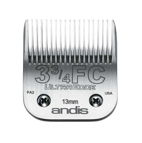 """Изображение """"Andis"""" (лезвие, UltraEdge® Detachable Blade, Size 13мм., 3 3/4)"""