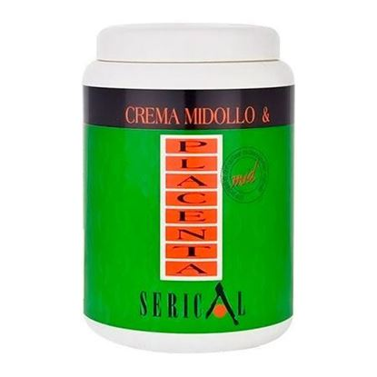 Изображение Крем-маска для волос Serical Marrow & Placenta Cream, 1000 мл.