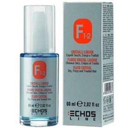Изображение Кристал-флюид для волос против секущихся кончиков Echosline Classic F1-2, 60 мл.