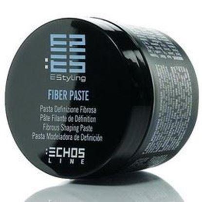 Изображение FIBER PASTE - FIBROUS SHAPING PASTE - Паста для придания текстуры волосам (тянучка), 100 мл.