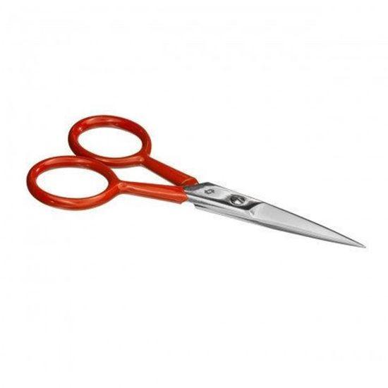 """Изображение Ножницы для бровей """"СТАЛЕКС"""" EXPERT 30, 32 мм."""