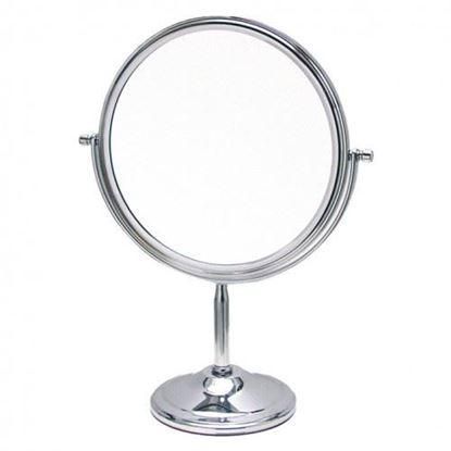 Изображение Зеркало в металле, на подставке